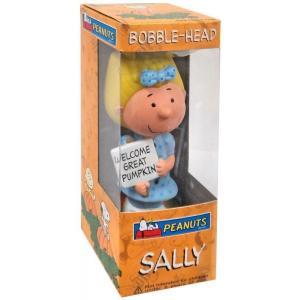 ピーナッツ Peanuts フィギュア Wacky Wobbler Great Pumpkin Sally Bobble Head fermart-hobby