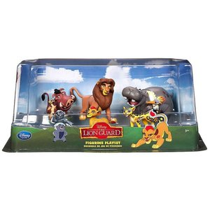 ライオン ガード The Lion Guard フィギュア Exclusive 6-Piece PVC Figure Play Set|fermart-hobby