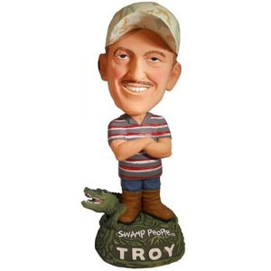 スワンプ ピープル Swamp People フィギュア Troy Bobble Head|fermart-hobby