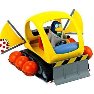 クラブ ペンギン Club Penguin おもちゃ・ホビー Snowtrekker Vehicle Set|fermart-hobby