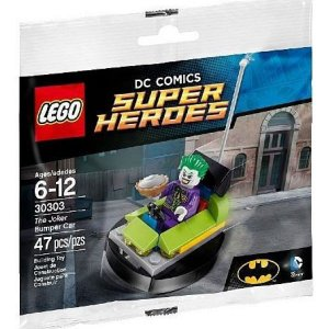 ジョーカー Joker レゴ LEGO おもちゃ DC Universe Super Heroes The Bumper Car Mini Set #30303 [Bagged]|fermart-hobby