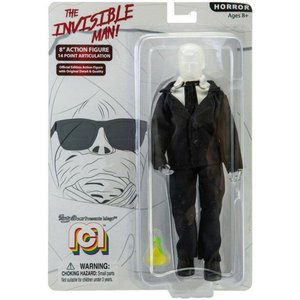 ホラー Horror フィギュア The Invisible Man Action Figure|fermart-hobby