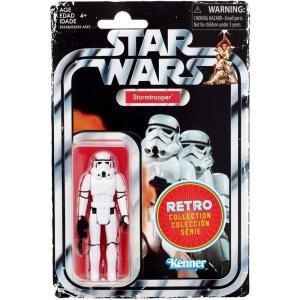 ストームトルーパー Stormtrooper フィギュア Star Wars A New Hope Retro Collection Action Figure fermart-hobby