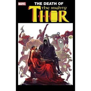 マーベル Marvel おもちゃ The Mighty Thor #700 Comic Book [Lenticular Cover]|fermart-hobby