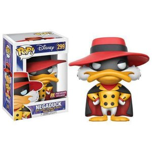 ダックにおまかせ ダークウィング ダック Darkwing Duck フィギュア POP! Disney Negaduck Exclusive Vinyl Figure #299|fermart-hobby