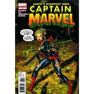 キャプテン マーベル Captain Marvel マーベル Marvel おもちゃ Captain #4 Comic Book|fermart-hobby