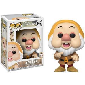白雪姫 Snow White フィギュア POP! Disney Sneezy Vinyl Figure #342 fermart-hobby