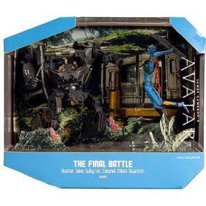 アバター Avatar マテル Mattel Toys フィギュア おもちゃ James Cameron's The Final Battle Exclusive Action Figure Set|fermart-hobby