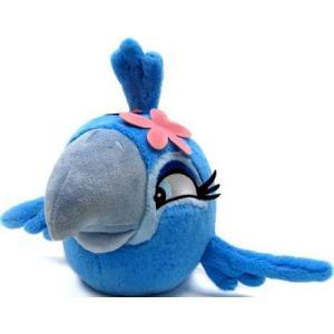 アングリーバード Angry Birds コモンウェルストイズ Commonwealth Toys ぬいぐるみ おもちゃ Rio Jewel 16-Inch Plush [Talking]|fermart-hobby