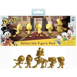 わんぱくダック夢冒険 DuckTales フィギュア Disney Golden Exclusive Figure 5-Pack|fermart-hobby