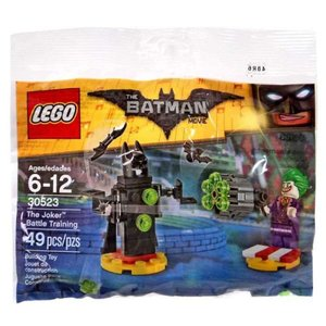 ジョーカー Joker レゴ LEGO おもちゃ DC The Batman Movie The Battle Training Set #30523 [Bagged]|fermart-hobby