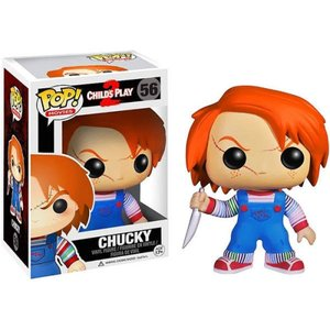 ホラー Horror フィギュア Child's Play 2 POP! Movies Chucky Vinyl Figure #56|fermart-hobby