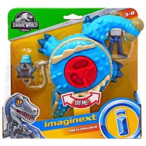 イメージネクスト Imaginext フィギュア Jurassic World Ankylosaurus Figure Set fermart-hobby