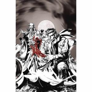 ディーシー コミックス DC 本・雑誌 漫画 Batman Vs Ras Al Ghul #1 of 6 Comic Book [B&W Variant Cover]|fermart-hobby