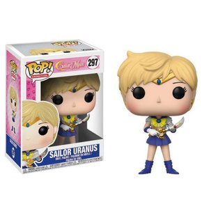 セーラームーン Sailor Moon ファンコ Funko フィギュア おもちゃ POP! Animation Sailor Uranus Vinyl Figure #297|fermart-hobby