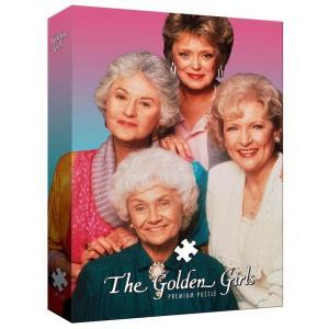 ゴールデン ガールズ The Golden Girls ユーエスアポリー USAopoly おもちゃ 1000 Piece Puzzle|fermart-hobby
