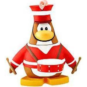 クラブ ペンギン Club Penguin フィギュア Marching Band 2-Inch Mini Figure|fermart-hobby