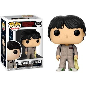 ストレンジャー シングス? Stranger Things ファンコ Funko フィギュア おもちゃ Season 2 POP! TV Ghostbuster Mike Vinyl Figure #546|fermart-hobby