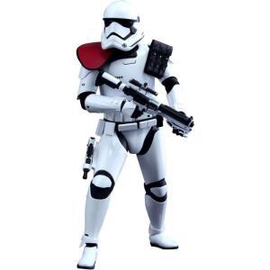 ストームトルーパー ホットトイズ フィギュア おもちゃ Star Wars The Force Awakens Movie Masterpiece First Order Officer 1/6 Collectible Figure|fermart-hobby