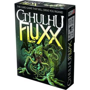 クトゥルフ Cthulhu ルーニーラボ Looney Labs カードゲーム おもちゃ Fluxx Card Game|fermart-hobby