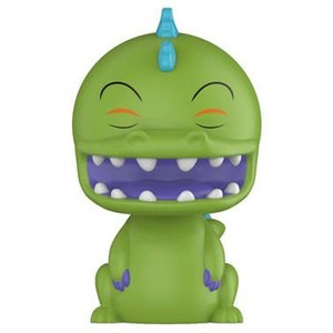 ニコロデオン Nickelodeon フィギュア 90's Nick Dorbz Reptar Vinyl Figure|fermart-hobby
