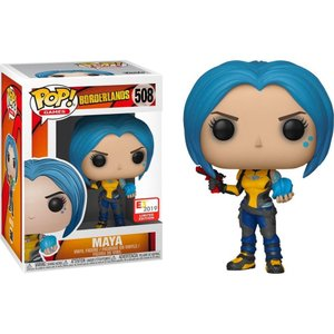 ボーダーランズ Borderlands フィギュア ビニールフィギュア POP! Games Maya Exclusive Vinyl figure|fermart-hobby