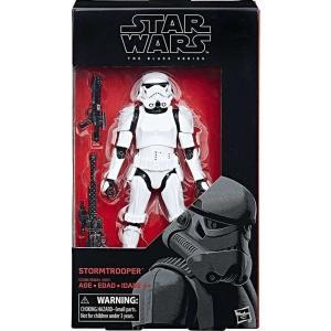 ストームトルーパー Stormtrooper ハズブロ Hasbro Toys フィギュア おもちゃ Star Wars A New Hope Black Series Wave 23 Action Figure|fermart-hobby