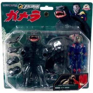 ガメラ Gamera タカラトミー Takara / Tomy フィギュア おもちゃ Godzilla Microman Figure KM-04 [Showa Version]|fermart-hobby