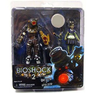 バイオショック Bioshock フィギュア 2点セット 2 Big Sister & Little Sister Exclusive Action Figure 2-Pack|fermart-hobby