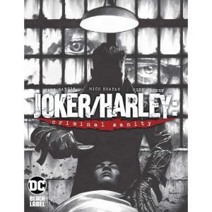 コミック/本 Comic Books 本・雑誌 漫画 Black Label Joker & Harley Criminal Sanity #1 of 9 Comic Book [Mico Suayan Variant Cover] fermart-hobby