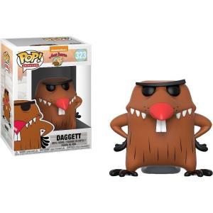 ニコロデオン Nickelodeon ファンコ Funko フィギュア おもちゃ Angry Beavers POP! TV Dagget Vinyl Figure|fermart-hobby
