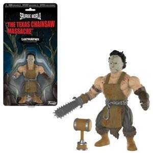 悪魔のいけにえ Texas Chainsaw Massacre フィギュア Savage World Leatherface Action Figure|fermart-hobby