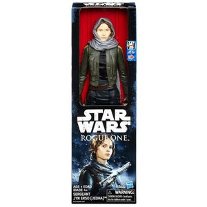 ジン アーソ Jyn Erso ハズブロ Hasbro Toys フィギュア おもちゃ Star Wars Rogue One Sergeant 12 Inch Action Figure|fermart-hobby