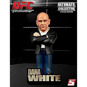 UFC UFC フィギュア Ultimate Collector Series 4 Dana White Special Edition Action Figure [Jeans]|fermart-hobby