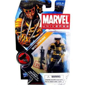 ウルヴァリン Wolverine ハズブロ Hasbro Toys フィギュア おもちゃ Marvel Universe Series 10 Action Figure #27 [Team X]|fermart-hobby