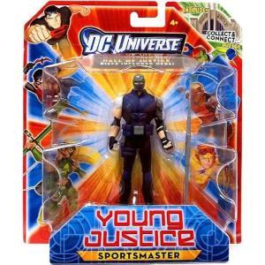 ヤング ジャスティス Young Justice フィギュア DC Universe Sportsmaster Action Figure|fermart-hobby