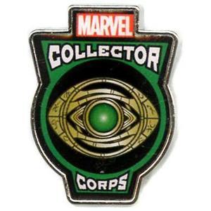 ドクター ストレンジ Doctor Strange グッズ Marvel Collector Corps Exclusive Pin|fermart-hobby