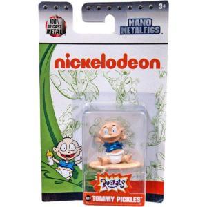 ニコロデオン Nickelodeon フィギュア Rugrats Nano Metalfigs Tommy Pickles 1.5-Inch Diecast Figure NK9|fermart-hobby