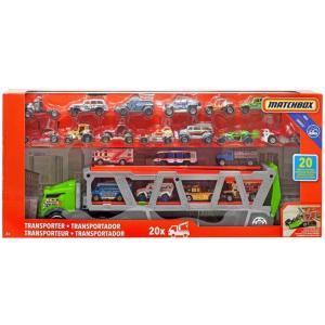 マッチボックス Matchbox おもちゃ・ホビー Transporter Diecast Vehicle 20-Pack|fermart-hobby