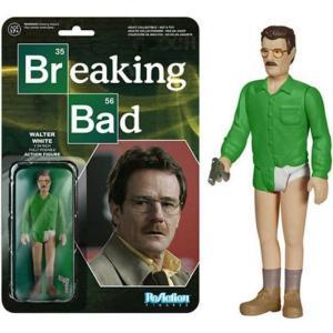 ブレイキング バッド Breaking Bad フィギュア ReAction Walter White Action Figure [Underwear] fermart-hobby