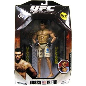 UFC UFC フィギュア Collection Series 1 Forrest Griffin Action Figure [ 76]|fermart-hobby