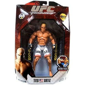 UFC UFC フィギュア Collection Series 6 Tito Ortiz Action Figure|fermart-hobby