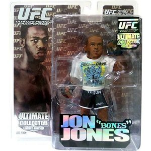 UFC UFC フィギュア Ultimate Collector Series 6 Jon Jones Action Figure [Limited Edition]|fermart-hobby