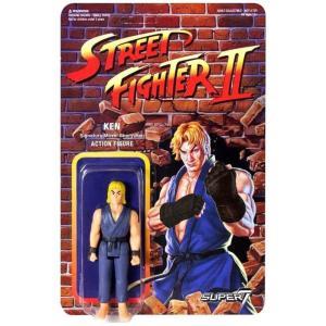 リアクション ReAction フィギュア Street Fighter II Ken Exclusive Action Figure [Championship Edition]|fermart-hobby