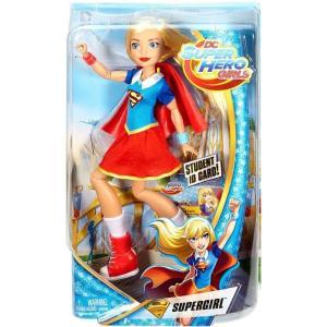 スーパーガール Supergirl マテル Mattel Toys 人形 おもちゃ DC Super Hero Girls 12-Inch Deluxe Doll|fermart-hobby