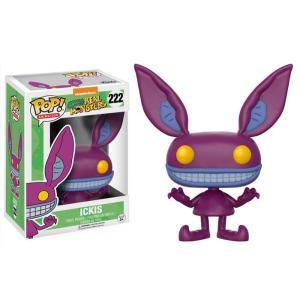ぎゃあ!!!リアル モンスターズ Aaahh!!! Real Monsters フィギュア Nickelodeon POP! TV Ickis Vinyl Figure #222|fermart-hobby