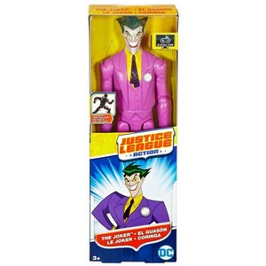 ジョーカー Joker マテル Mattel Toys フィギュア おもちゃ Justice League Action JLA The 12 Inch Action Figure|fermart-hobby