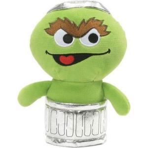 セサミストリート Sesame Street ぬいぐるみ・人形 Emoji Oscar the Grouch 6-Inch Plush|fermart-hobby