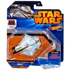 ゴースト Ghost マテル Mattel Toys おもちゃ Hot Wheels Star Wars Die-Cast Car fermart-hobby