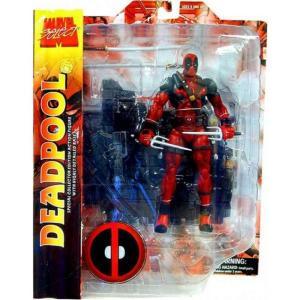 デッドプール Deadpool ダイアモンド セレクト Diamond Select Toys フィギュア おもちゃ Marvel Select Action Figure fermart-hobby